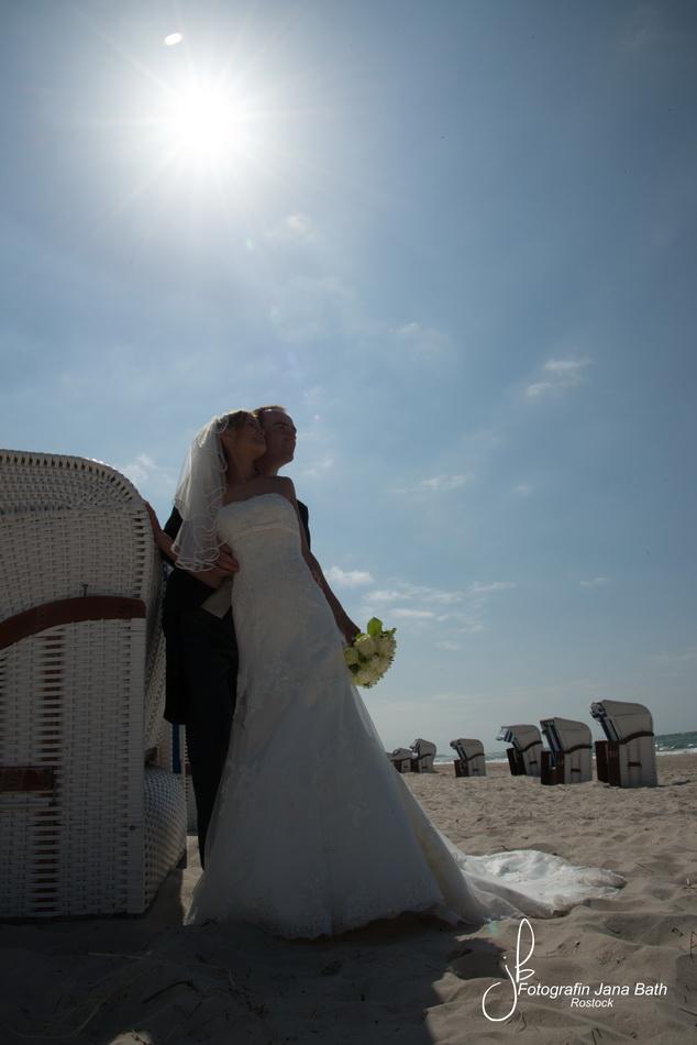Hochzeit auf dem Darss