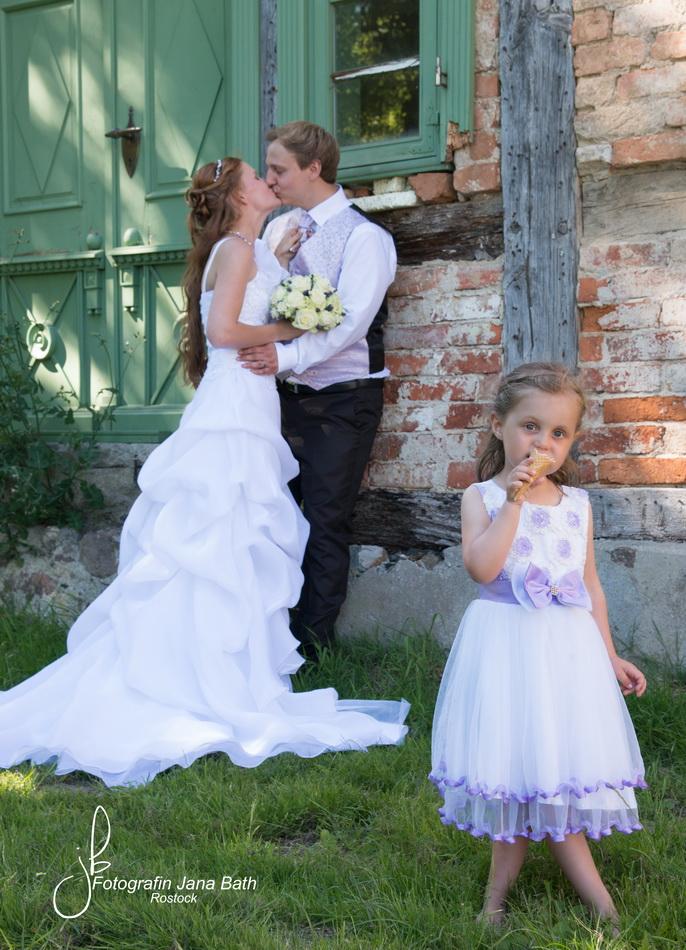 Hochzeit in Dargun
