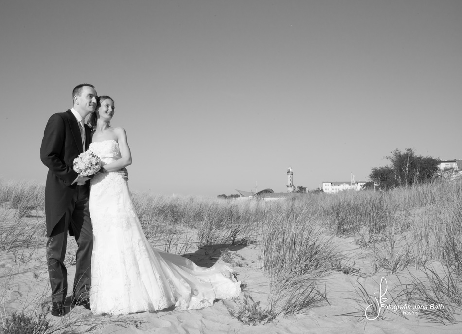 Hochzeit in Warnemünde