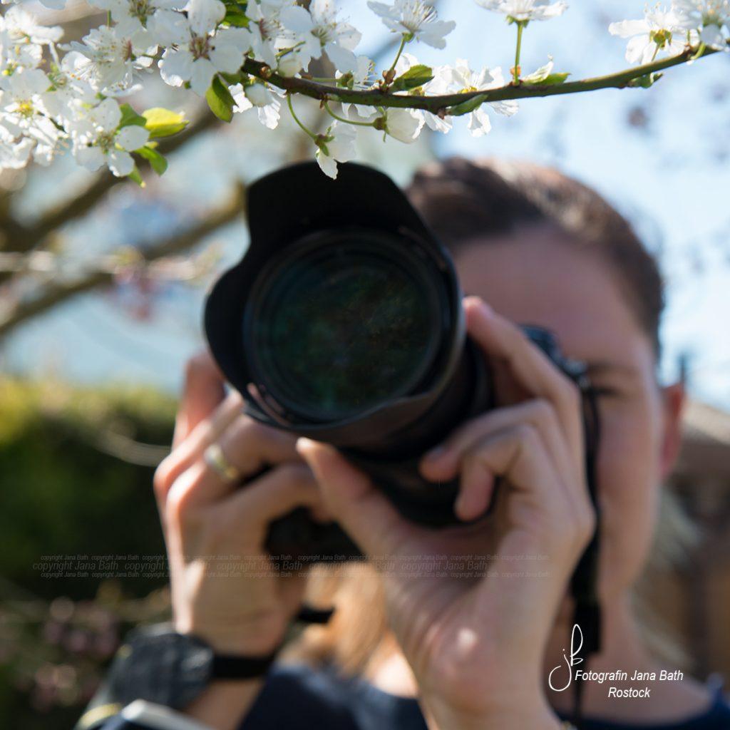 Fotokursteilnehmer - Fotokurs Botanik Jana Bath