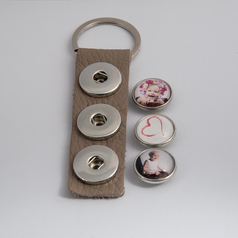 personalisierter Schlüsselanhänger - Foto Jana Bath
