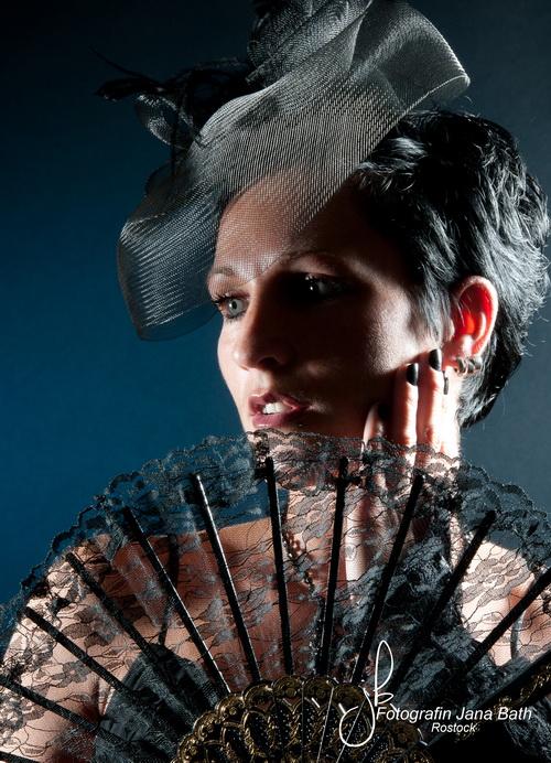 Gothic. Kostümshooting - Fotostudio Jana Bath Rostock