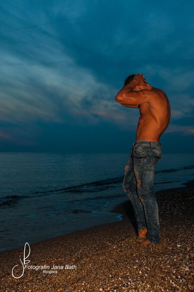 Fitnessmodel Mike - Türkei - Fotografin Jana Bath