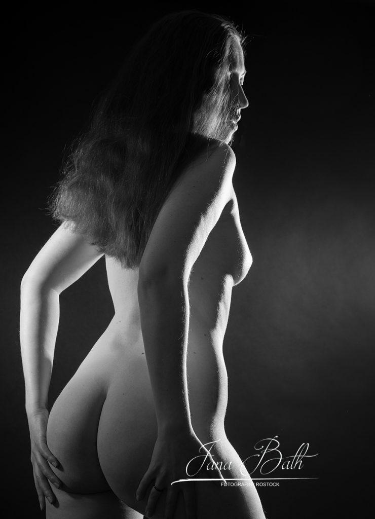 Erotische Fotografie, Aktfotos, Jana Bath 2020