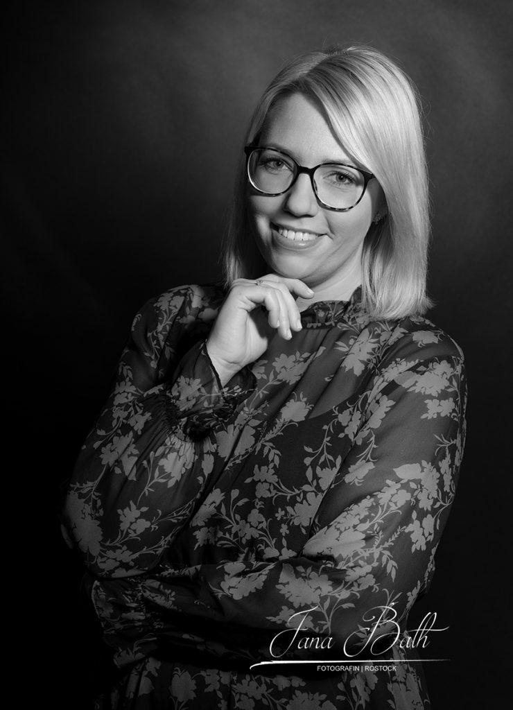 Bewerbungsfoto Rostock, Businessporträt, Jana Bath 2020